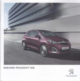 108 brochure, 40 pages, Dutch language, 06/2014, Belgium