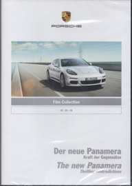 Panamera, DVD, WSRP 1401 39S0 00, 9/2013, still wrapped
