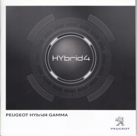 HYbrid4 program brochure, 36 pages, Dutch language, 2014