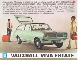 Viva Estate, 4 pages, Dutch language, J. 2788 F/N 330008-1-10 DC, 1968