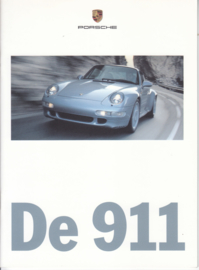 911 (993) brochure, 20 pages, 04/96, Dutch