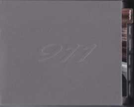 911 Carrera new model (991 II) info box, 6 stiff cards in cover, 2015, Dutch language