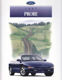 Probe, 12 pages, English language, 9/1996, # 261
