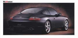911 Millenium edition,  foldcard, 2000, WVK 170 000