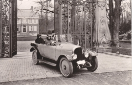 Voisin 8 HP, Spanjersberg, Car museum Driebergen, date 363, # 38