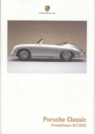 Classic brochure, 16 pages, 01/16, German