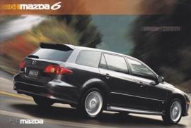 6 Sport Wagon, 2004, US postcard, A5-size