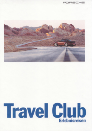 Travel Club 1996 brochure, 46 pages, 11/1995, hard covers, German language