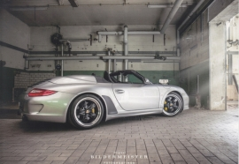 911 Speedster, continental size postcard, Bildermeister, 03/2016