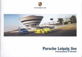 Leipzig Live brochure, 40 pages, 04/2014, German language