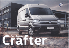 Crafter brochure, A4-size, 52 pages, 05/2017, Dutch language