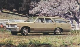Tempest Safari Wagon, 1964, standard-size, USA