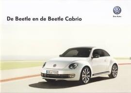 Beetle & Beetle Cabrio brochure, A4-size, 28 pages, Dutch language, 04/2013
