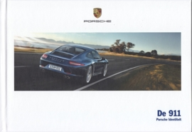 911 Carrera brochure, 148 pages, 03/2014, hard covers, Dutch
