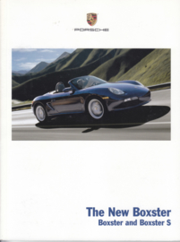 Boxster/Boxster S brochure 2005, 106 pages, USA, English %