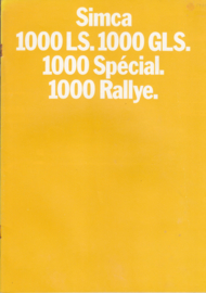 1000 range, 16 pages, 8/1971, Dutch language