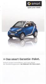 Garantee package folder, 10 pages, 07/2008, German language