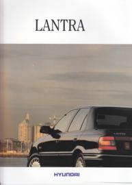 Lantra brochure, 20 pages, about 1992, Dutch language