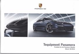 Panamera Tequipment pricelist, 88 pages, 06/2015, German