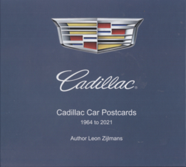 Cadillac Car Postcards, 152 pages, English language, € 15,95 (excl. P&P)