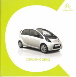 C-Zero brochure, 24 pages, 01/2017, Dutch language