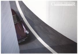 911 Carrera RS 2,7, A6 size postcard, Classic Driver, German, 2009