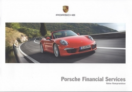 Financial Services brochure, 16 pages, 09/2012, German