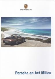 Porsche & Environment, 36 pages, 10/2007, Dutch language