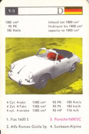 356 1600 SC - number V/3 - size 10 x 6,5 cm