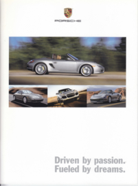 Program brochure 2005, 40 pages, MKT 001 034 05, USA, English