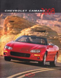 Camaro 1998, 34 pages, 07/1997, English language, USA