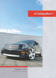 CTS Sedan styled by Irmscher, 4 pages, 02-2004/2/1, German/English language