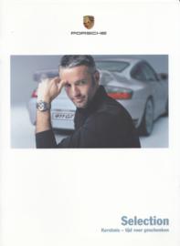 Selection Christmas brochure, 16 pages, 09/2001, Dutch language