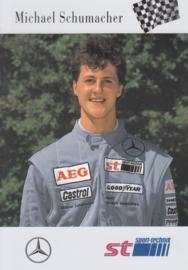 Mercedes Autosport drivers