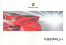 911 Tequipment, 52 pages, 05/2012, German language