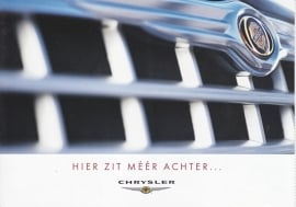 300 C Sedan diesel, 6 A5-size pages, 10/2005, Dutch language