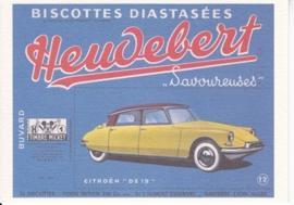 """ID 19 """"Heudebert"""", Editions Schuka, A6-size, 1992, French language"""