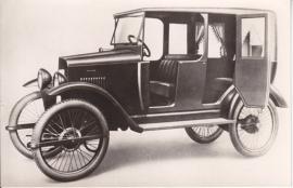 Nissan 1925, Spanjersberg, Car museum Driebergen, date 363, # 40