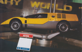 Mazda RX 500 collectors card, Japanese text, number 63, 1977