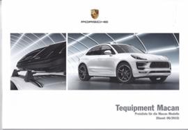 Macan Tequipment pricelist, 56 pages, 06/2015, German