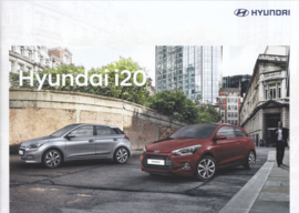 i20 Hatchback brochure, 16 pages, 02/2017, Dutch language