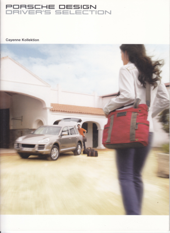 Selection brochure, 20 pages, 01/2007, German language