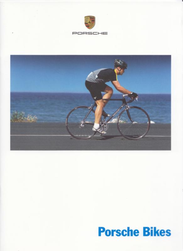 Bikes brochure, 24 pages, 07/2001, German language