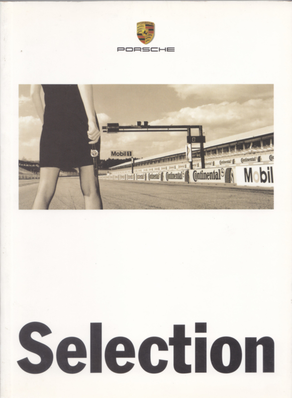 Selection brochure, 104 pages, 07/1998, German language