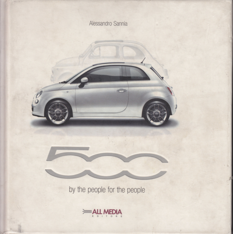 Fiat 600 old & new model - full history, 378 pages, 05/2008, Italian & Rumanian language