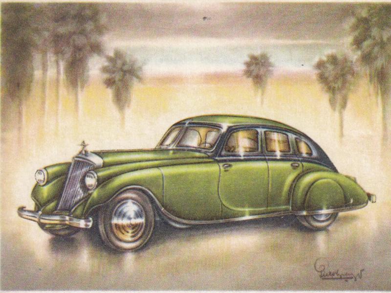 Pierce Arrow Silver Arrow 1933, Full Speed, Dutch language, # 41
