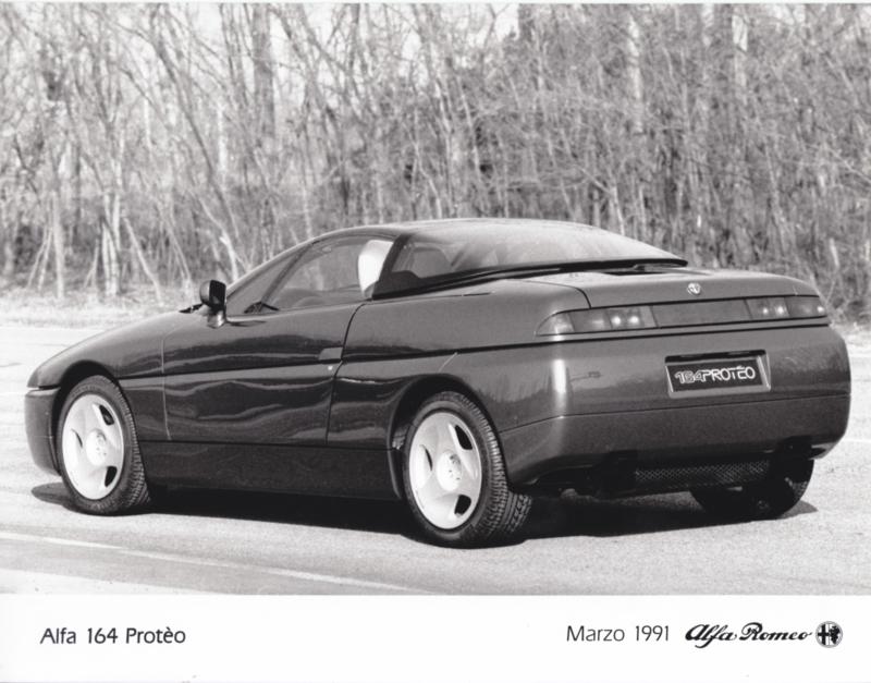 Alfa Romeo 164 Protèo - 03/1991