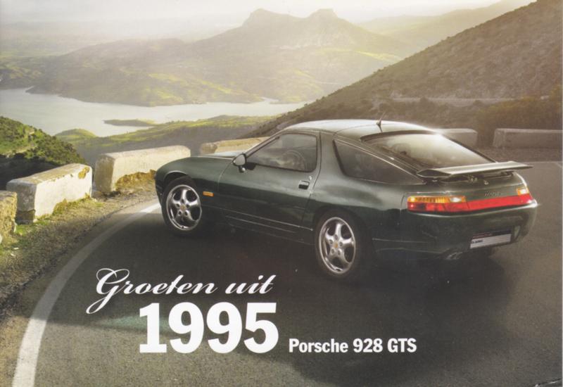 928 GTS 1995, Classic, Dutch, A6-size