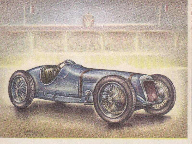 Delage 1500 GP Biposto 1927, Full Speed, Dutch language, # 149