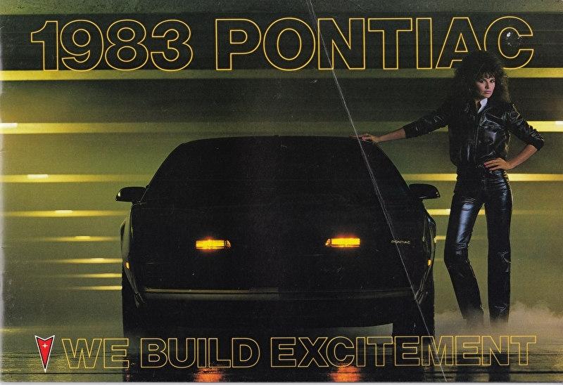 Program 1983 models, 48 pages, USA